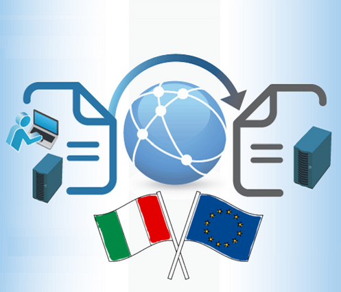 fattura elettronica B2B: formato italiano o europeo?