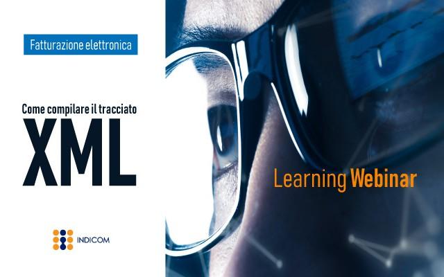 Compilazione della fattura elettronica secondo lo scema XML: il webinar