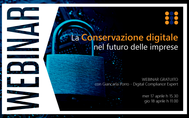 Conservazione digitale: il futuro delle imprese