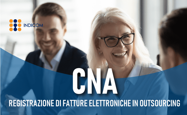 registrazione di fatture elettroniche in outsourcing per CNA