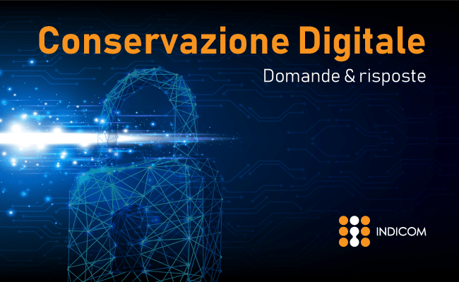 conservazione digitale documenti fiscali
