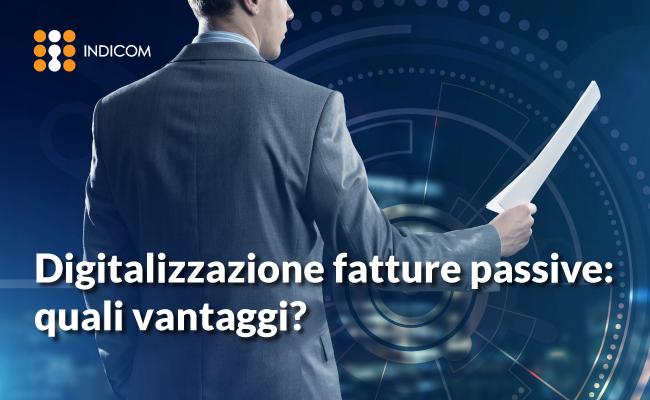digitalizzazione fatture passive